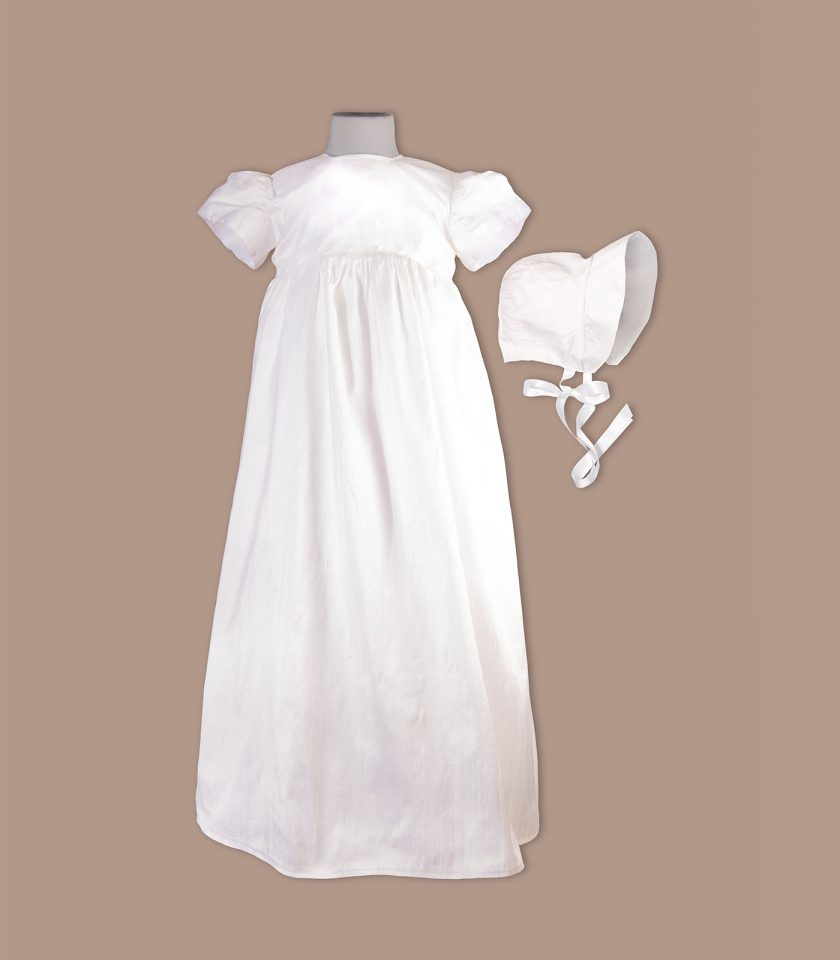 irish Armagh Christening gown