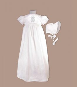 Irish County Christening gown from Roscommon