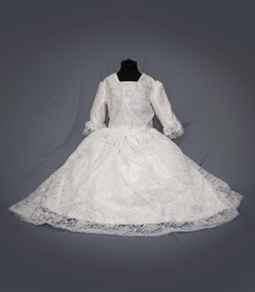 Caitlan irish communion dress