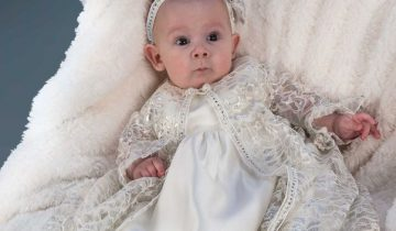 A Christening is a Special Occasion for both Baby and Families.